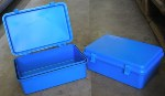 Plastic Nail Boxes