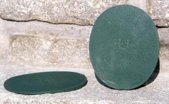Castle Plastics 2 Degree Oval Impact Pads