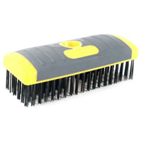 Carbon Steel Butcher Block Wire Brush