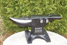 NC Short Sugar Anvil