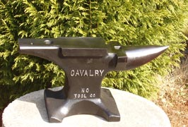 NC Cavalry Anvil